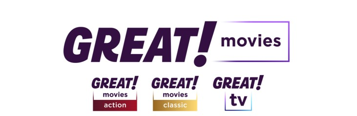 Name change for Sony Channels. Now called GREAT!
